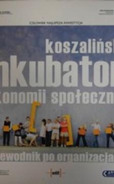 Koszaliński Inkubator Ekonomii Społecznej /909/