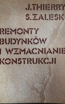 Remonty budynków i wzmacnianie konstrukcji /973/