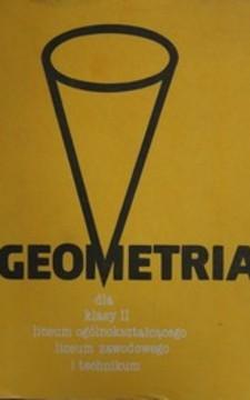 Geometria dla klasy liceum ogólnokształcącego liceum zawodowego i technikum /1147/