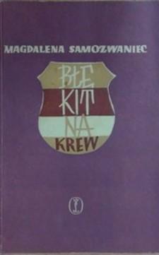 Błękitna krew /1399/
