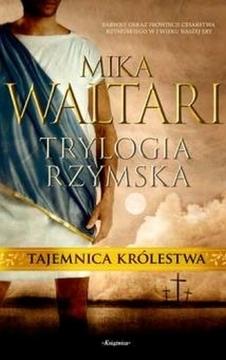 Trylogia rzymska tom 1 Tajemnica królestwa /1608/
