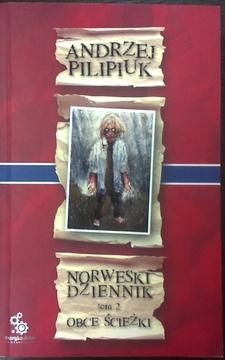 Norweski dziennik Tom 2 Obce ścieżki /1611/
