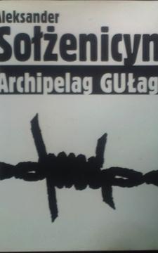 Archipelag Gułag tom 1-3 /1614/