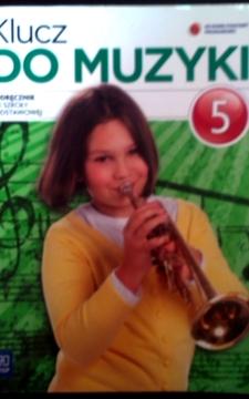 Klucz do muzyki 5 Podręcznik /1618/