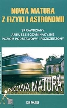 Nowa matura z fizyki i astronomii /1809/