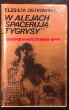 W alejach spacerują Tygrysy /1681/