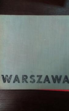 Warszawa krajobraz i architektura /1686/