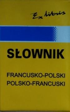 Słownik francusko-polski polsko-francuski /1896/