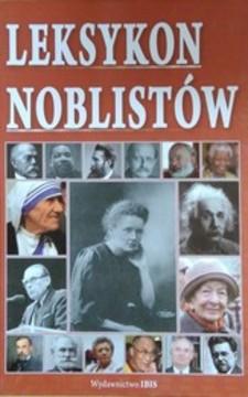 Leksykon noblistów /3038/