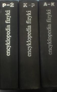 Encyklopedia fizyki Tom 1-3 /2113/
