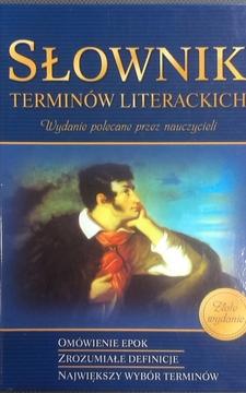 Słownik terminów literackich /2125/