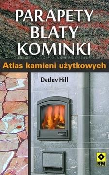 Parapety blaty kominki /2151/