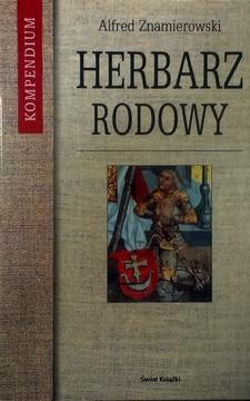 Herbarz rodowy + Insygnia, symbole i herby polskie /2198/