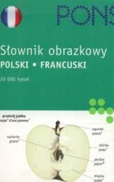 Słownik obrazkowy polski francuski /3285/