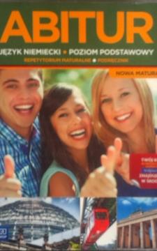 Arbitur Repetytorium maturalne Podręcznik Język niemiecki /2332/