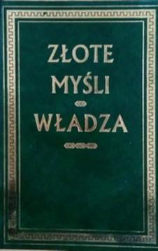 Złote myśli Władza /3389/