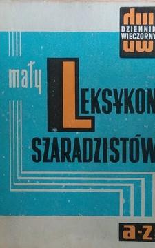 Mały leksykon szaradzistów od Ado Z /2399/