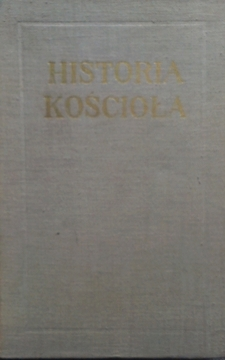Historia Kościoła Tom II /2425/