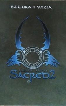 Artbook z gry Sacred 2 fallen Angel Sztuka i wizja /3484/