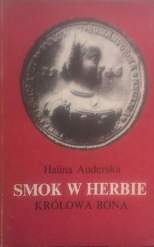 Smok w herbie królowa Bona /2480/