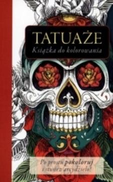 Mandale Tatuaże Ksiązka do kolorowania /2510/