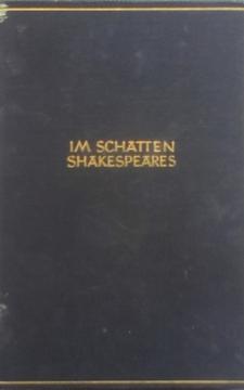 Im Schatten Shakespeares /2533/
