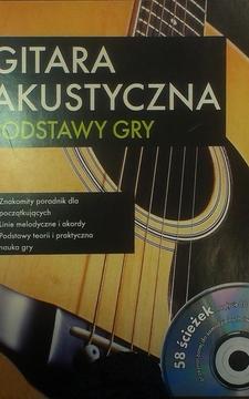Gitara akustyczna Podstawy gry /2544/