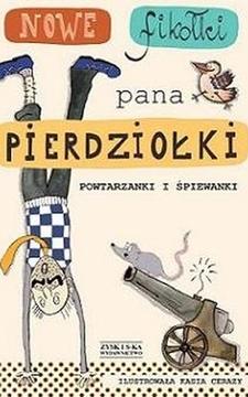 Nowe fikołki pana Pierdziołki /3632/