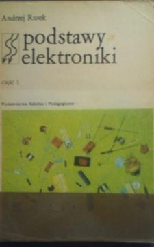 Podstawy elektroniki 1 /2585/