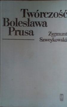 Twórczość Bolesława Prusa /3659/