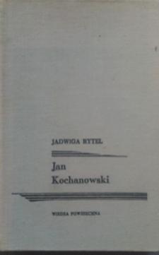 Jan Kochanowski /3685/