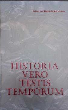 Historia Vero testis Temporum /2622/
