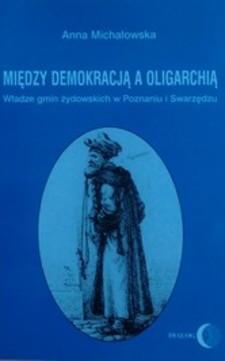 Między demokracją a oligarchią /3719/