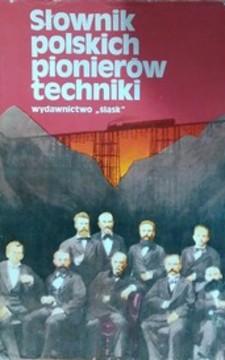 Słownik polskich pionierów techniki /2180/