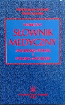 Podręczny słownik medyczny angielsko-polski i polsko-angielski /3749/
