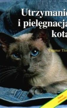 Utrzymanie i pielęgnacja kota /4049/