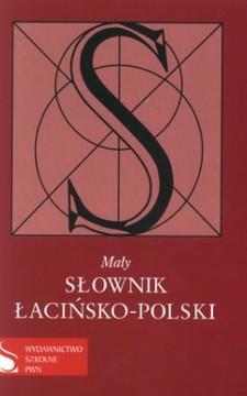 Mały słownik łacińsko-polski /4062/