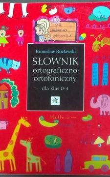 Słownik ortograficzno-ortofoniczny /5008/