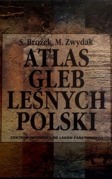 Atlas gleb leśnych /5062/