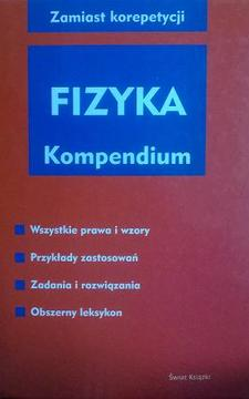 FIZYKA Kompedium /4389/
