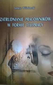 Zatrudnianie pracowników w formie telepracy /4401/