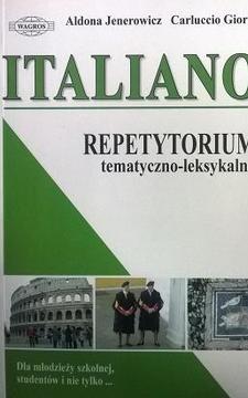 ITALIANO, Repetytorium tematyczno-leksykalne /4403/