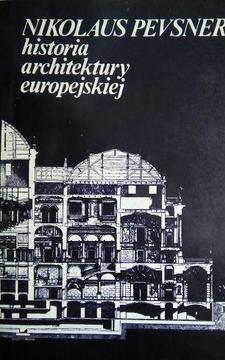 Historia architektury europejskiej /4418/