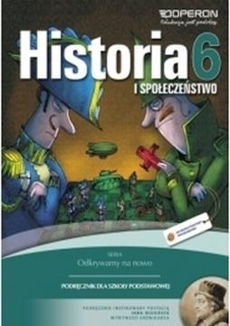 Odkrywamy na nowo Historia i społeczeństwo 6 Podręcznik /5126/