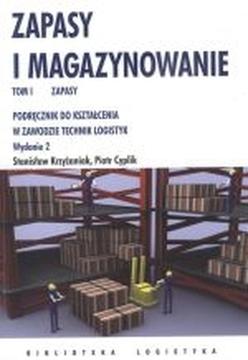 Zapasy i magazynowanie Tom I zapasy /5182/