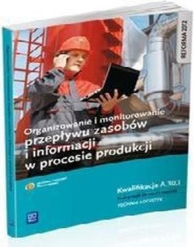 Organizowanie i monitorowanie przepływu zasobów informacji w procesie produkcyjnym /5187/