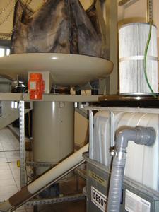 Stacja dozowania węgla do wody