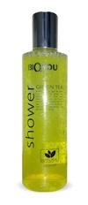 Nawilżający żel pod prysznic z aloesem, gliceryną i rokitnikiem Zielona Herbata