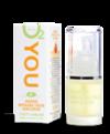 Organiczne serum przeciwzmarszczkowe do twarzy