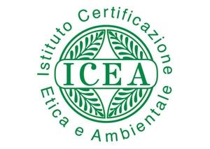 Certyfikat Bio-Eko ICEA